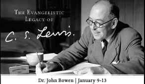 PT 675/975 The Evangelistic Legacy of C.S. Lewis