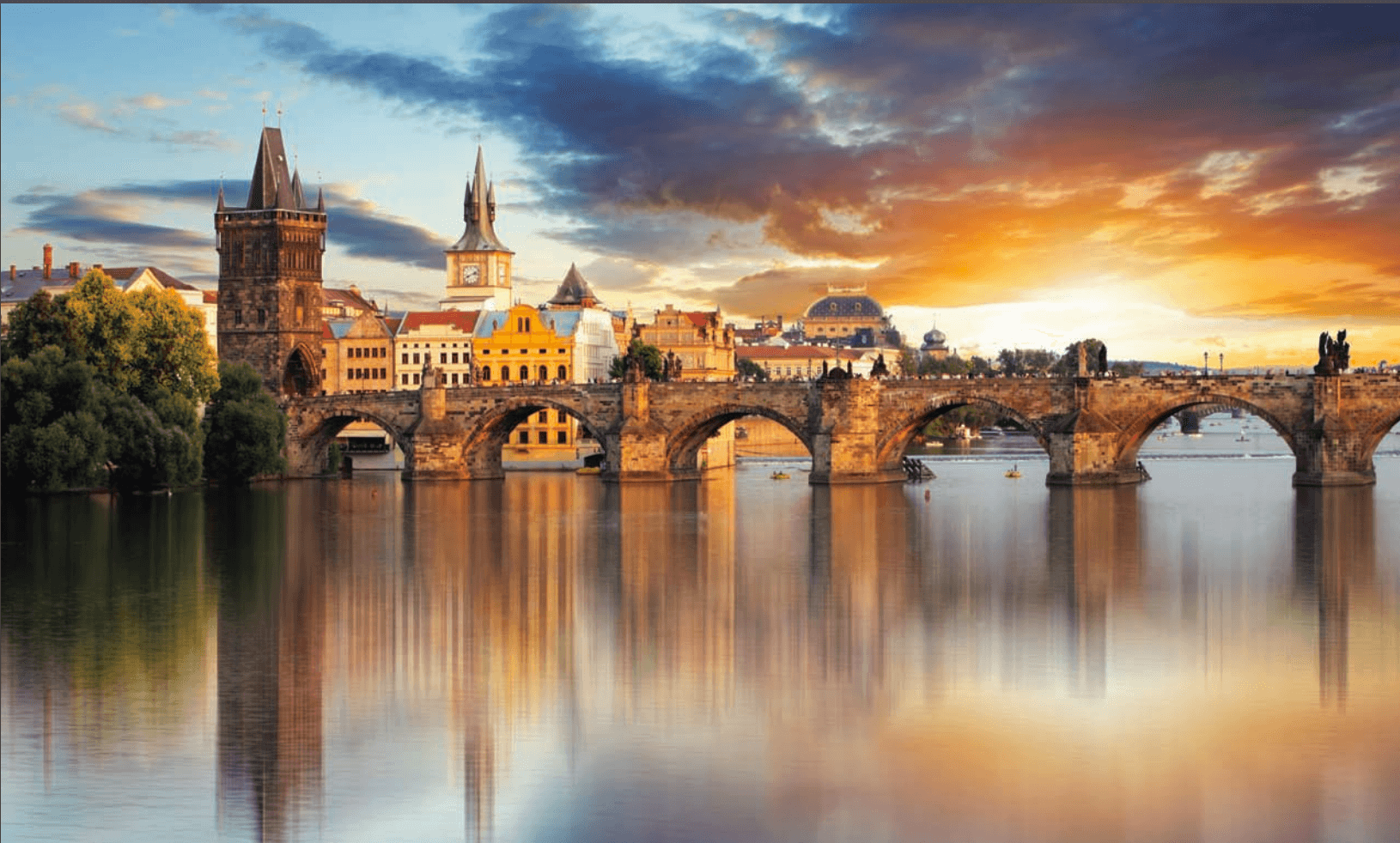 October 2016 Culture & Conquest: Prague to Budapest with the Rev. Can. Arnold Klukas