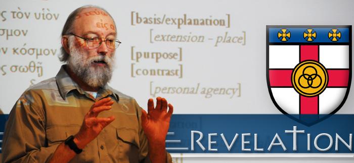 Rev Dr Rod Whitacre Revelation Series