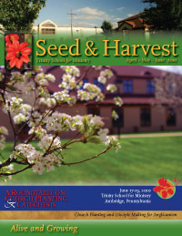 Seed and Harvest Cover April-May-June 2010