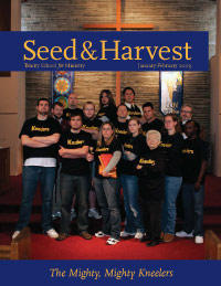 Seed and Harvest Cover January-February 2009