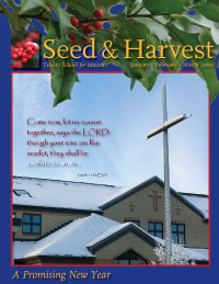 Seed and Harvest Cover Jan-Feb-Mar 2010