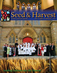 Seed and Harvest Cover July-September 2010