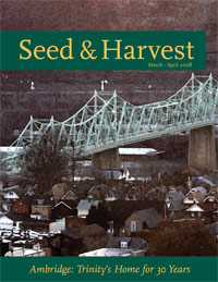 Seed and Harvest Cover Mar-April 2008