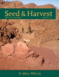 Seed and Harvest Cover May-June 2008