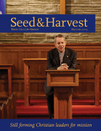 Seed & Harvest – May, June 2009