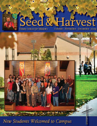 Seed and Harvest Cover Oct-Nov-Dec 2009