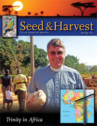 Seed and Harvest Cover Spring 2011