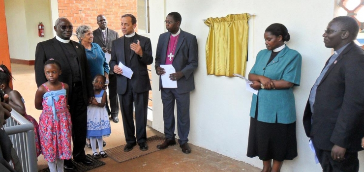 Uganda Christian University Building Dedication