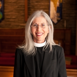 The Rev. Dr. Amy C. Schifrin, STS