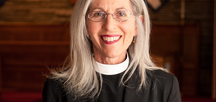 In the Wilderness – Chapel – The Rev. Dr. Amy Schifrin