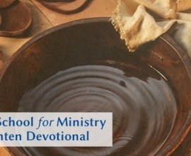 2015 Lenten Devotional