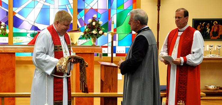The Rev. Peter Frank