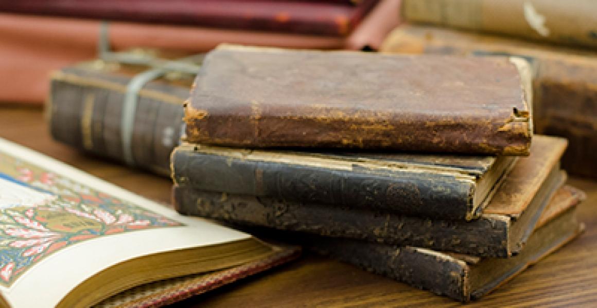Library Donation from Trinity Church, Wall Street