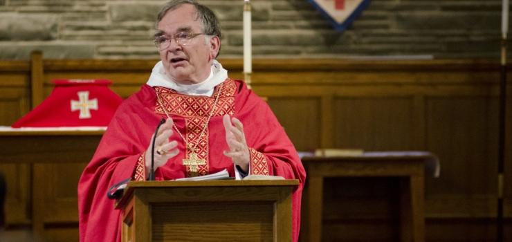 Run the Race – Chapel – The Most Rev. Robert Duncan