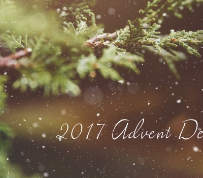 Advent 2017 Available to Order