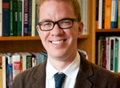 Student Orientation – Chapel Sermon – Dr. Wesley Hill