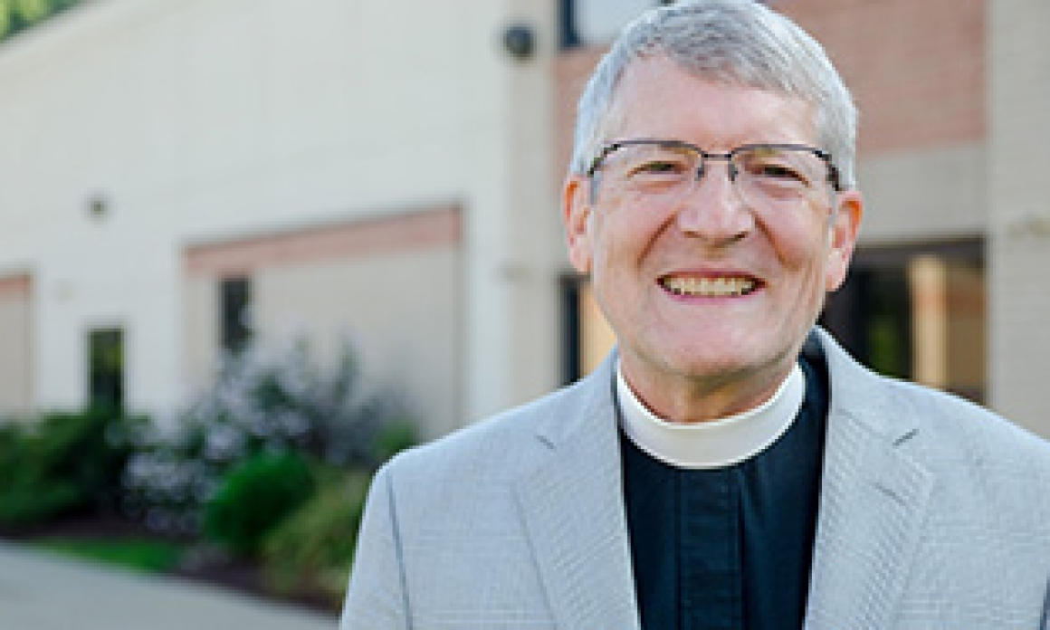 The Ven. Mark Stevenson Transitions out of Work as Academic Dean