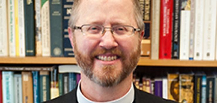 The Authority of Jesus – Chapel Sermon – The Rev. Dr. Joel Scandrett