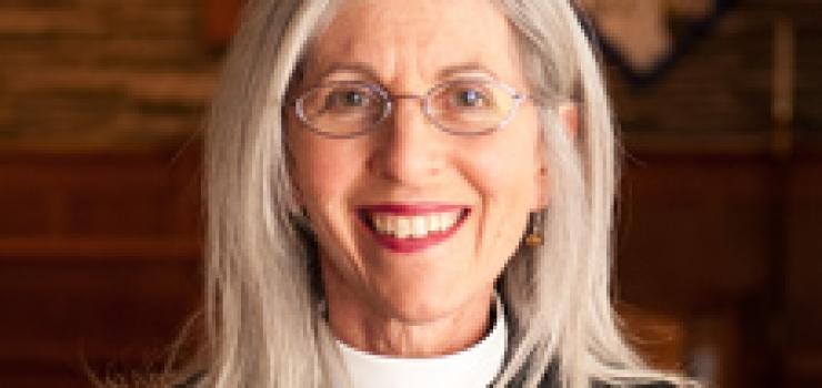 Isaiah 64 – Chapel Sermon – The Rev. Dr. Amy Schifrin