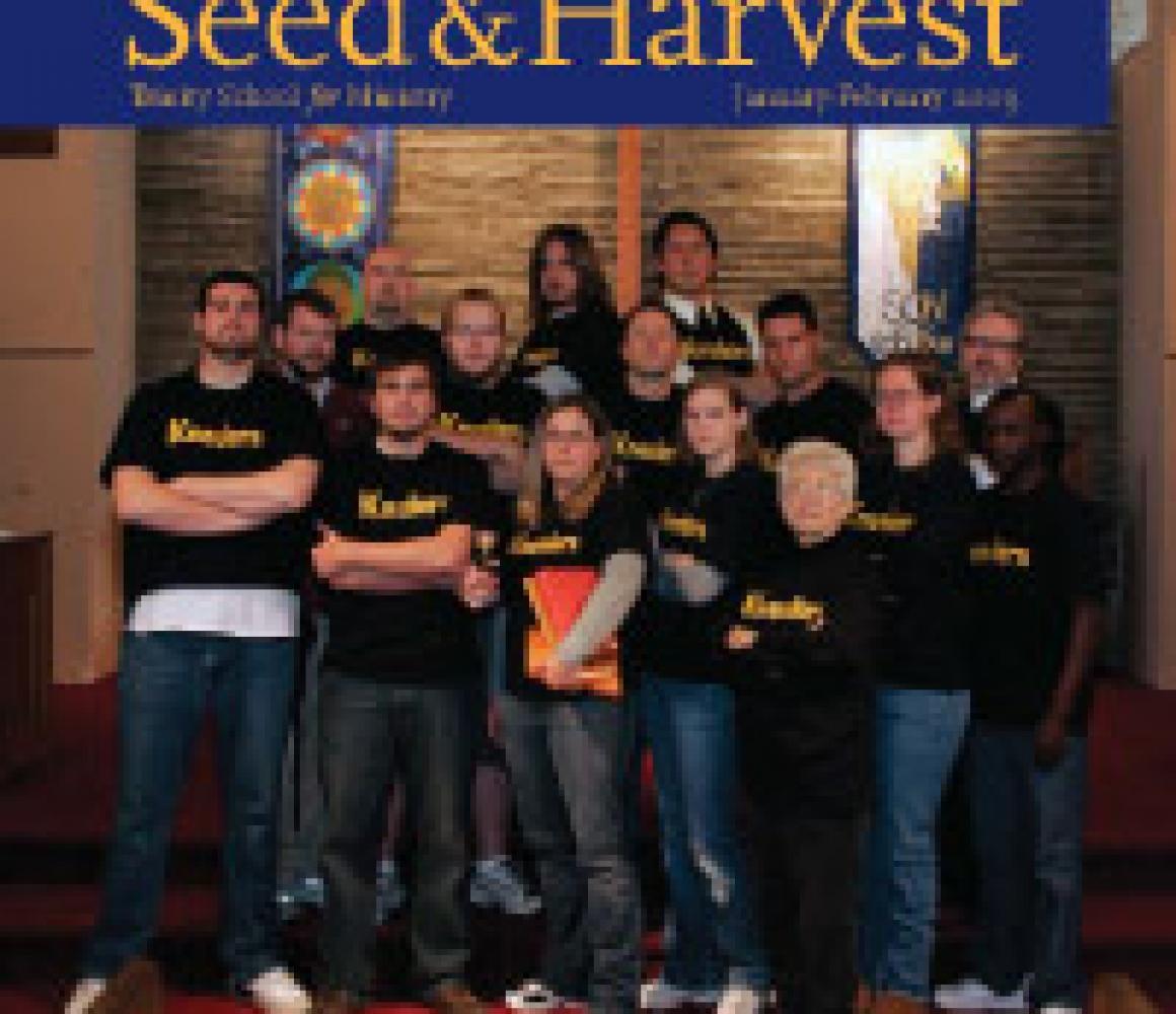 Seed & Harvest – January, February 2009
