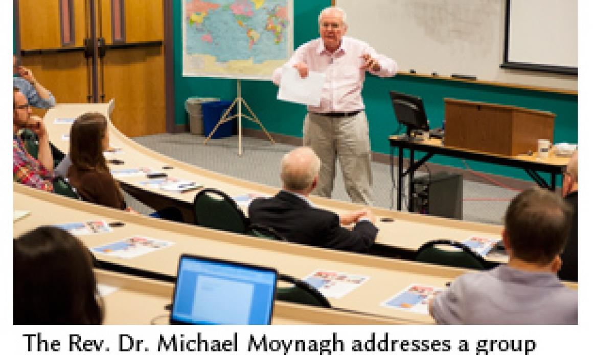 Fresh Expressions – Michael Moynagh