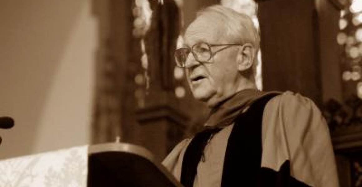 Trinity School for Ministry Remembers John Stott