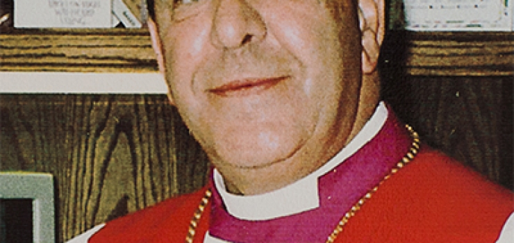 Death of the Rt. Rev. Dr. Terence Kelshaw