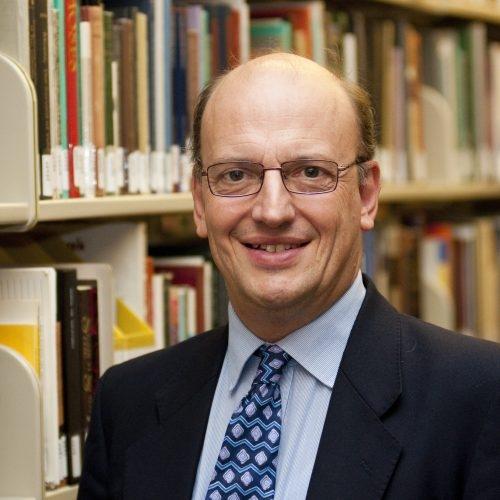 The Rev. Dr. Peter Walker