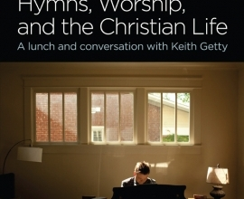 Keith Getty to Speak at Trinity
