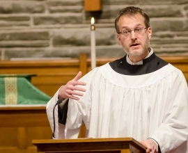 Appointed to Service – Chapel – The Rev. Dr. Rich Herbster
