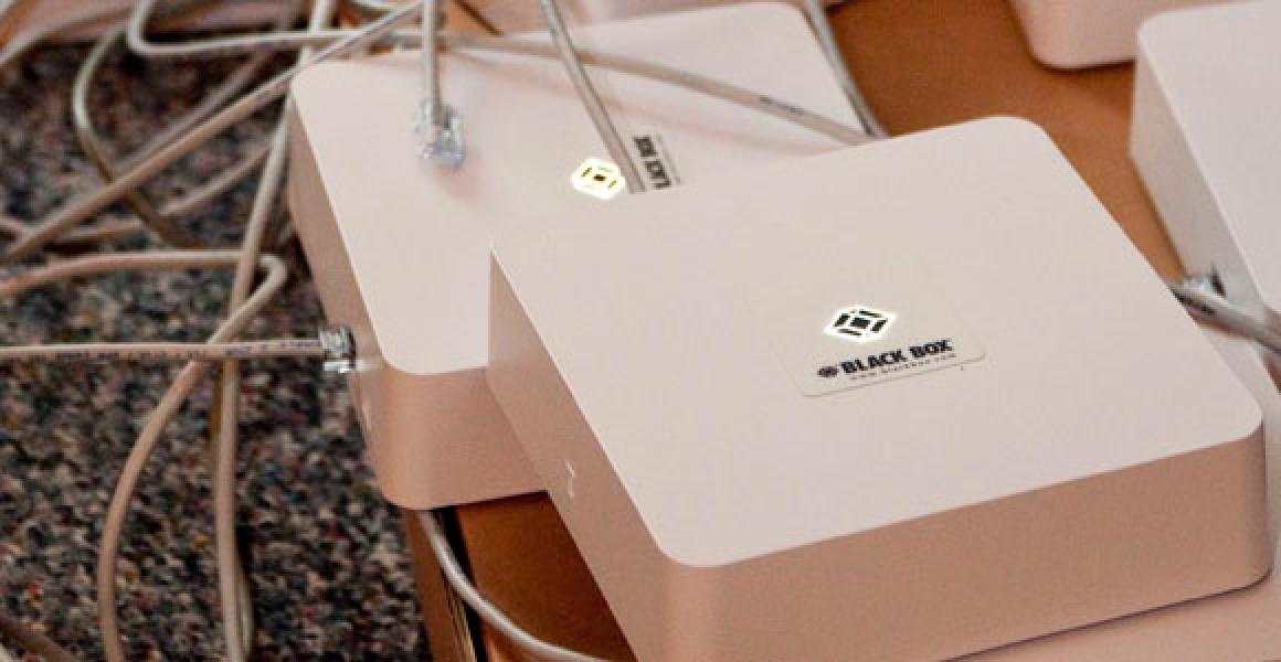 Trinity Goes Wireless