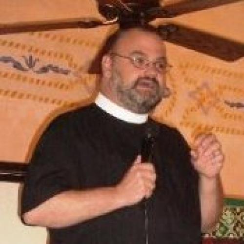 The Reverend Ernest Buchanan